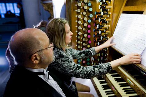 Liepājas Ērģeļmūzikas festivāla izskaņā Musica poetica un ...