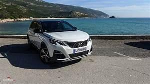 Essai 5008 : essai peugeot 5008 suv 7 places 20 les voitures ~ Gottalentnigeria.com Avis de Voitures