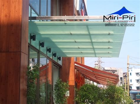 Glass Awning Residential - mp delhi glass canopy designs glass awning