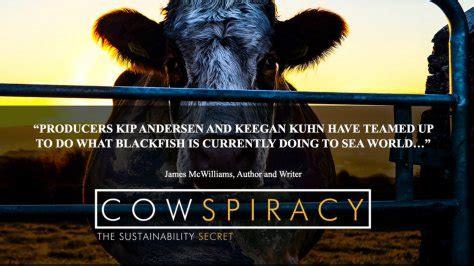cowspiracy  sustainability secreta review