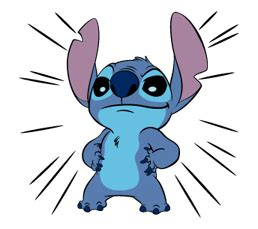 stitch funny chat emoji images  downloaded