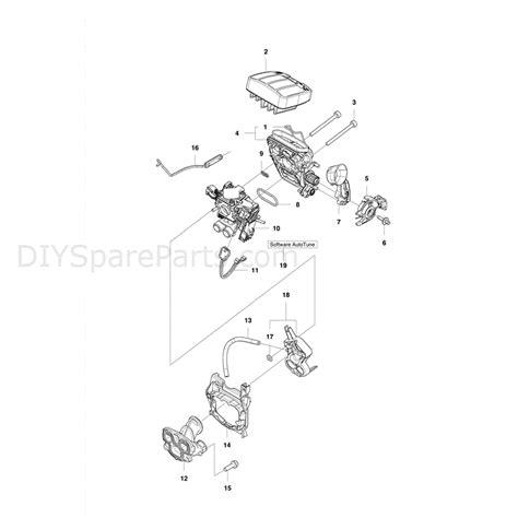 Husqvarna 51 Chainsaw Parts Diagram | Husqvarna 51 Chainsaw Oiler Parts Diagram