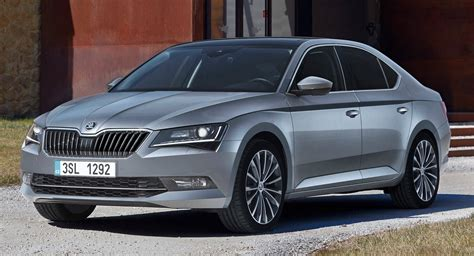Skoda Superb PHEV Coming With Passat GTE Powertrain And ...