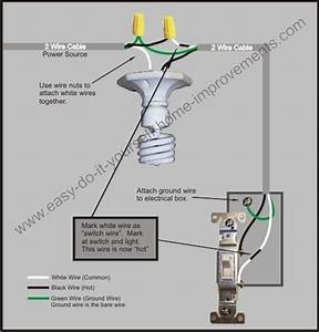 Chandelier Wiring Diagram