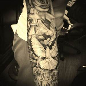Dove Tattoos for Men - Ideas and Inspirations for Guys