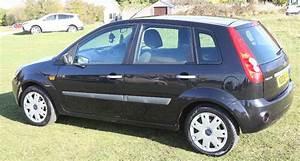 Ford Fiesta 1 2 Style 2006 86k Miles  5 Door  Black