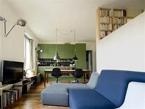 Aménager Un Salon Carré : 10 conseils pour am nager un studio ~ Melissatoandfro.com Idées de Décoration