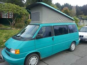 1993 Vw Eurovan Camper Audi V5 Auto For Sale In Bozeman