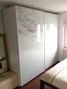 Lamellentür Weiß Ikea : 70 neuester kleiderschrank 4mschlafzimmer deko ideen schlafzimmer deko ideen ~ Frokenaadalensverden.com Haus und Dekorationen