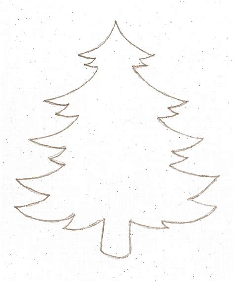 christmas village trees silhouette template coloring pictures for teens color buzz friday project