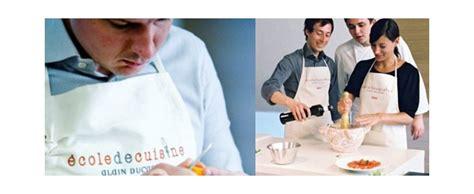 week end cours de cuisine week end cours de cuisine à chez alain ducasse