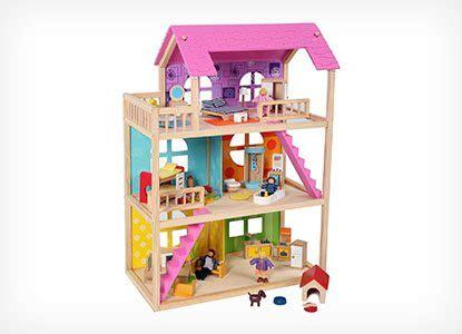 sturdy wooden dollhouses    break toy notes