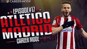 FIFA 17 Indonesia   Atletico Madrid Career Mode #17 - Big ...
