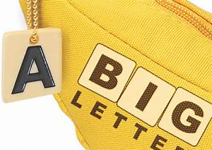 shop our games bananagrams With big letter bananagrams