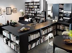 Bibliothèque Noire Ikea : die 15 sch nsten ikea ideen f r kochen und essen ~ Teatrodelosmanantiales.com Idées de Décoration