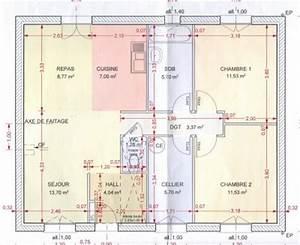 Combien Coute Une Maison Mikit : plan de maison mikit ~ Melissatoandfro.com Idées de Décoration