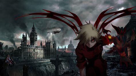 Hellsing Anime Wallpaper - seras hellsing ultimate hd fondo de pantalla