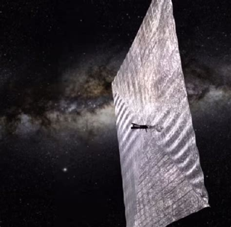 light sail energy mysterious radio pulses could be evidence of