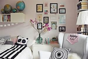 Coole Mädchen Zimmer : teenager m dchen zimmer teen room makeover ~ Michelbontemps.com Haus und Dekorationen