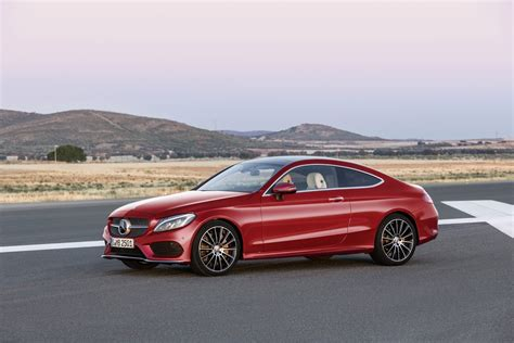 Mercedes C Class Coupe Photo by 2016 Mercedes C Class Coupe Officially Unveiled