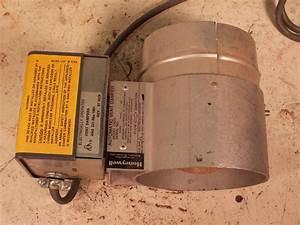 Honeywell Furnace Vent Damper Youtube  Furnace Dampers