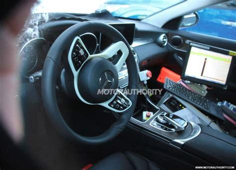 mercedes c 2019 interior 2019 mercedes c class facelift interior engine sedan