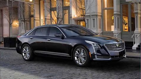 Cadillac 20192020 Cadillac Ct8 Rear View Wallpaper Hd