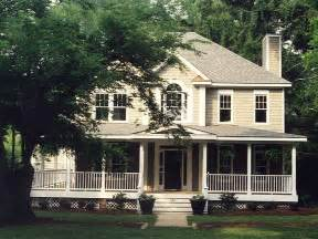 wraparound porch house plans and design house plans two story porches