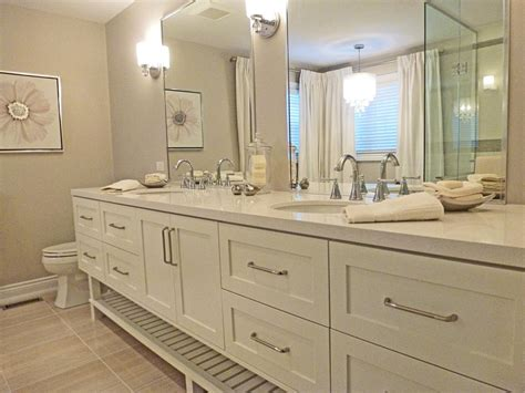 Savvy Bathroom Vanity Storage Ideas