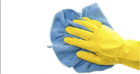 clean microfiber cloths housewife  tos