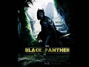 Marvel Black Panther 2017 Movie Poster HD Wallpaper ...