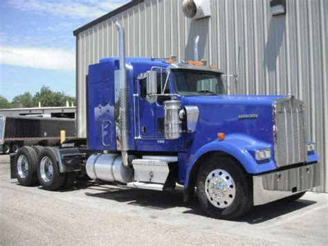 kw tractor 2007 kenworth tractor truck w sleeper w900 for sale price