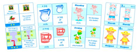 Flashcards For Kids Learning English