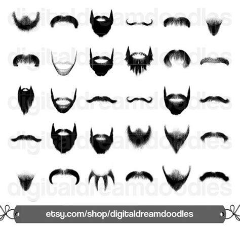 Beard Clip Best 25 Beard Clipart Ideas On White Heads On