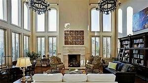 Two Story Great Rooms Design Ideas - YouTube