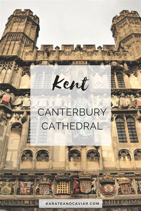 Canterbury is a historic city in Kent, most famous for its ...
