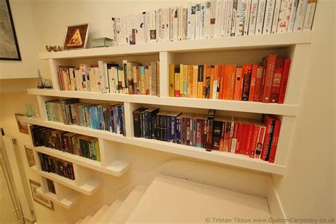 Floating Wall Bookshelves Empatika