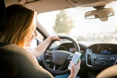 Driving Distracted Texting While Awareness Problem Phone