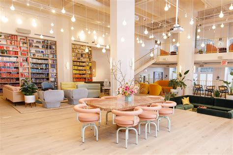 The Key To Coworking Space Design