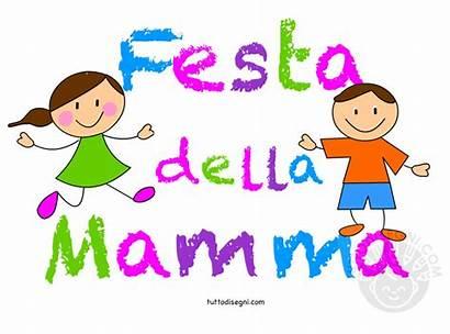 Mamma Festa Della Immagine Colori Tuttodisegni Disegno
