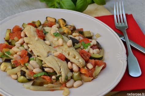 cuisiner merlan merlan et légumes d été radis