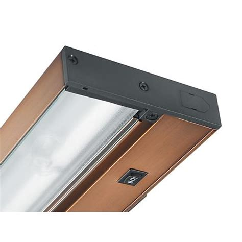 30 quot juno pro led bronze hardwired undercabinet light