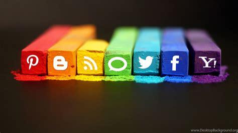 Digital Social Media Wallpaper brand logo social media wallpapers hd wallpapers page 0