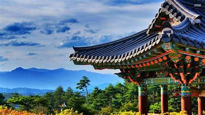 Korea Wallpapers North South Wall Travel Paper