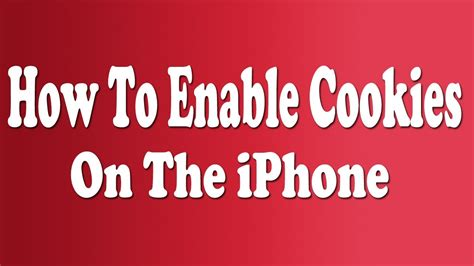 how to enable a disabled iphone how to enable disable cookies on iphone 4 iphone 5