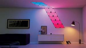 LED Panel Light For Ceiling Or Wall RGBW Smart LED