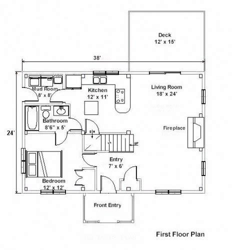 Timber Home Floor Plans   Post & Beam House