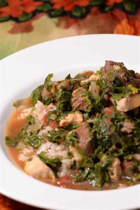 malagasy romazava meat stew  greens international