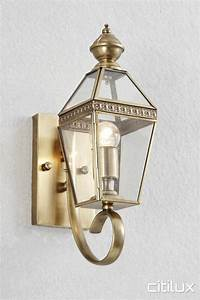 oran park classic outdoor brass wall light elegant range With outdoor wall lights the range