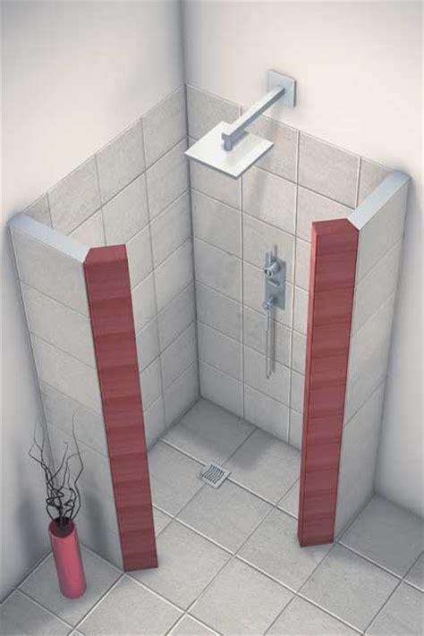 Ebenerdige Duschen Für Kleine Bäder by Duschen F 252 R Kleine B 228 Der Sicheres Duschen In Der Wanne